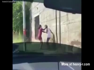 Hooker Beats Up Dude For Not Paying