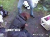 Russian Teens Beats 3 Hobos To Death