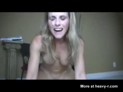 Fitness Model Gets Big Creampie