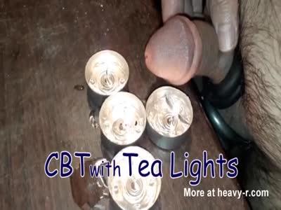 CBT - Tea Light Torment: