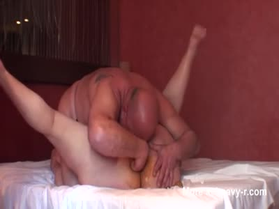 69 Scat Eating Position