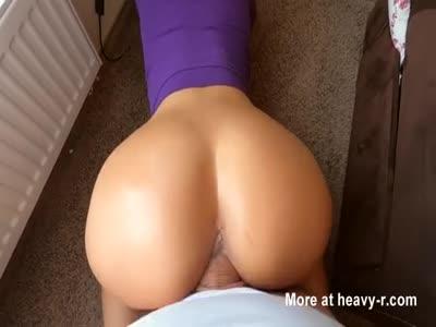Cumming On 18YO Ass