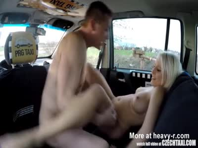 Engaged Blonde Model Fucks for Lower Costs