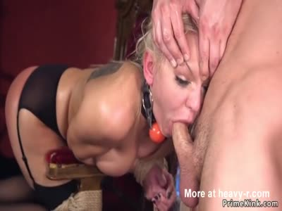 Rough Anal And Face Fuck