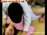 Cute Asian Girl Raped By Two Colleagues