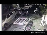 Brutal Murder Caught On Tape