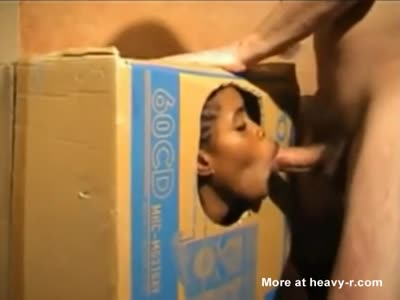 ebony crack head porn