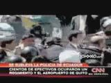 Murder attempt on the president of Ecuador