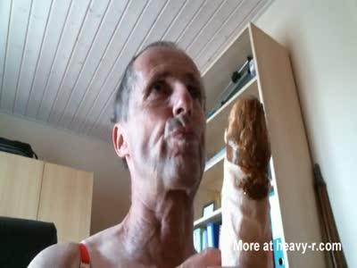 olibrius71 shit scat eat, anal toy