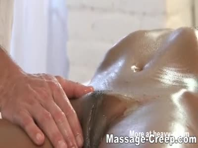 Cameltoe Massage