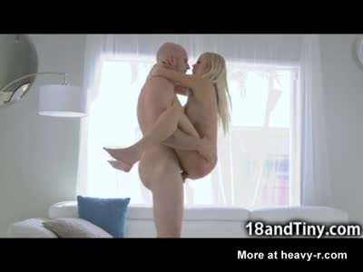 Hardcore Fucking Small Blonde Teen