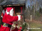Shooting Up Christmas