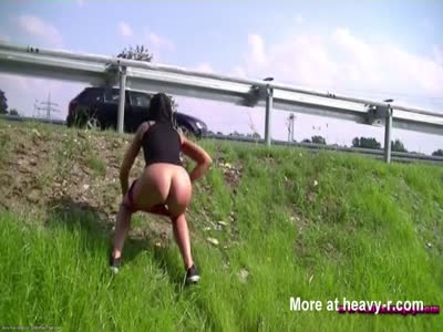 Scat On The Highway