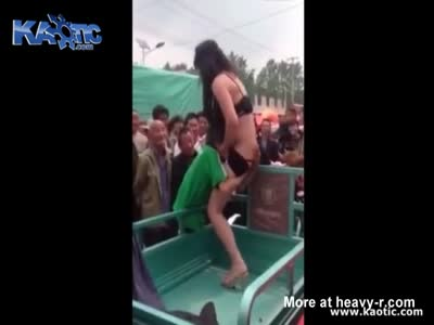 Girl Raped In Front Of Laughing Crowd