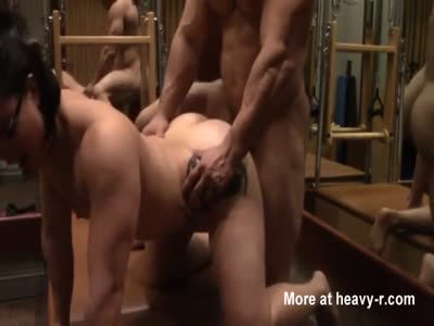 Fucking My Gym partner