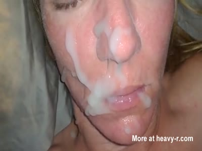 Morning big facial