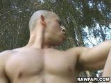 Horny latin gay asshole barebacking