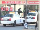 Police Shoot Suspect Outside 7-Eleven