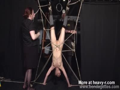 Restrained And Suspended