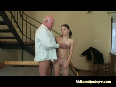 Grandpa fucked school girls photo 420