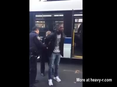Black Guy Stops Pedo But Gets Arrested
