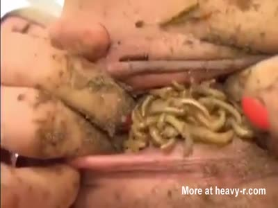 Worms And Shit Insertion