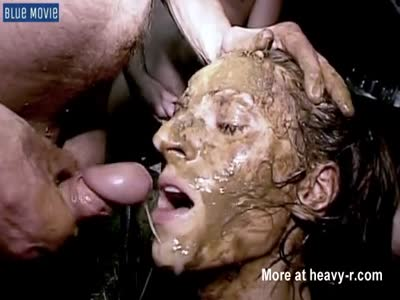 Forcing Cum Into Scatface