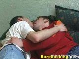 Gay Bareback Cum On Ass
