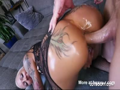 Fat Booty MILF Anal Fucked