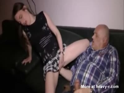Teen Fucked And Fisted By Dad