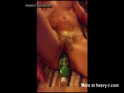 Fit Slut Fucks A Mountain Dew