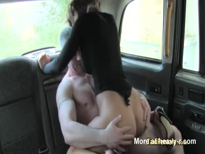 Guy Fucking Hot Female Taxi Driver