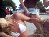 Bikini Girls Fight