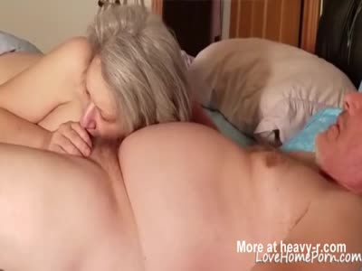 MILF Sucking Young Cock