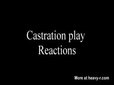 castration play compilation