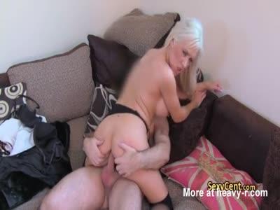 Fake Tits Babe Ass Fucked Hard