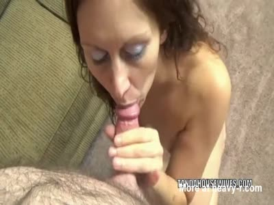 Crackhead Swallowing Cum