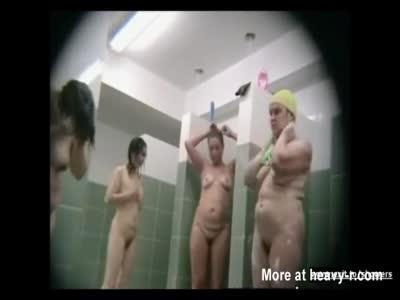 Showering Matures