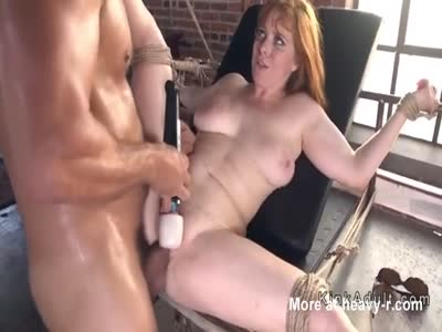 Redhead In Hardcore Anal BDSM Fuck