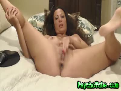 Cock Craving Busty MILF