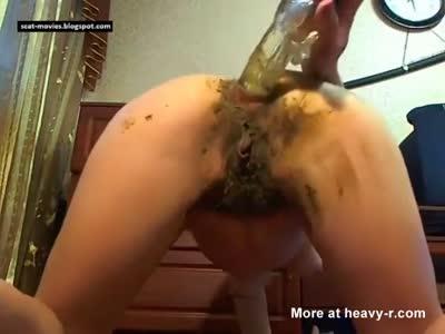 Scat Masturbation
