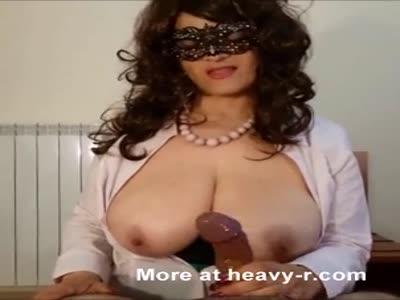 Big Tits Wife Titjob