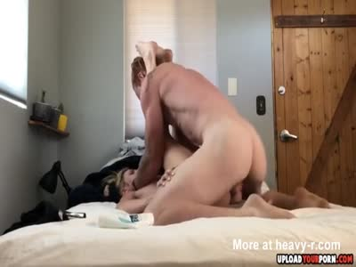 Stiff Dick Fits Perfectly In Her Pussy