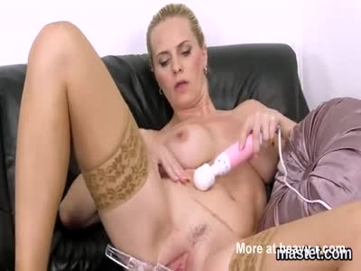 Peculiar czech chick stretches her tight twat to the bizarre