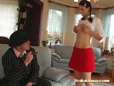 Teen Fucking Maffia Boss