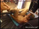 Extreme CBT with guy on a 'Parrot Perch'