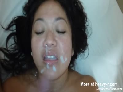 Cum Craving GF Facialed