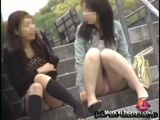 Upskirt On Japanese School Girls
