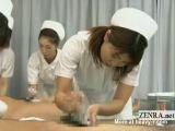 Japanese Nurses Giving Handjobs