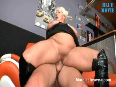 Huge grandma swallows his horny cock 3